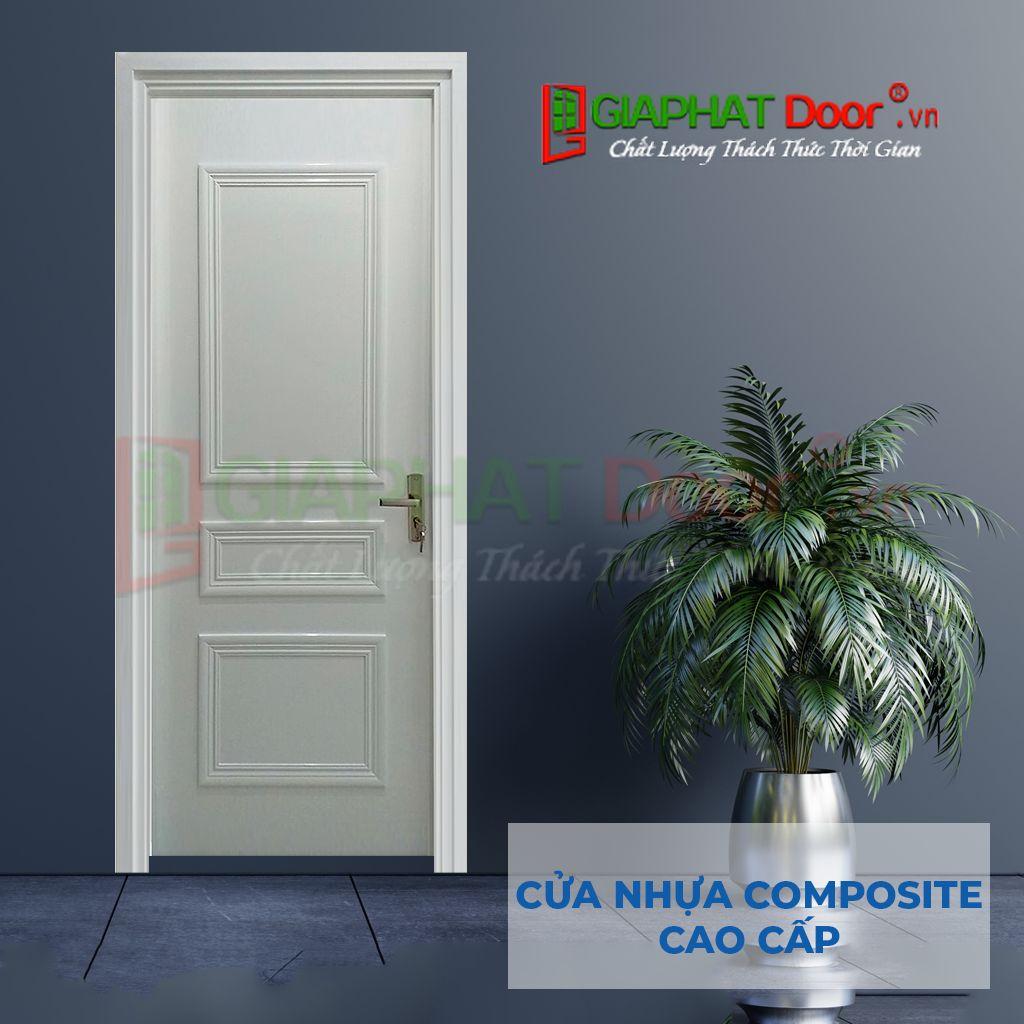 Cửa Nhựa Gỗ Composite mẫu cửa dành cho nhà vệ sinh,nhà tắm